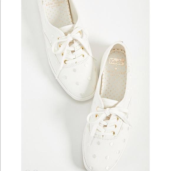 76a6c0f161524 kate spade Shoes - Kate Spade X Keds Dancing Dot Champion Sneakers